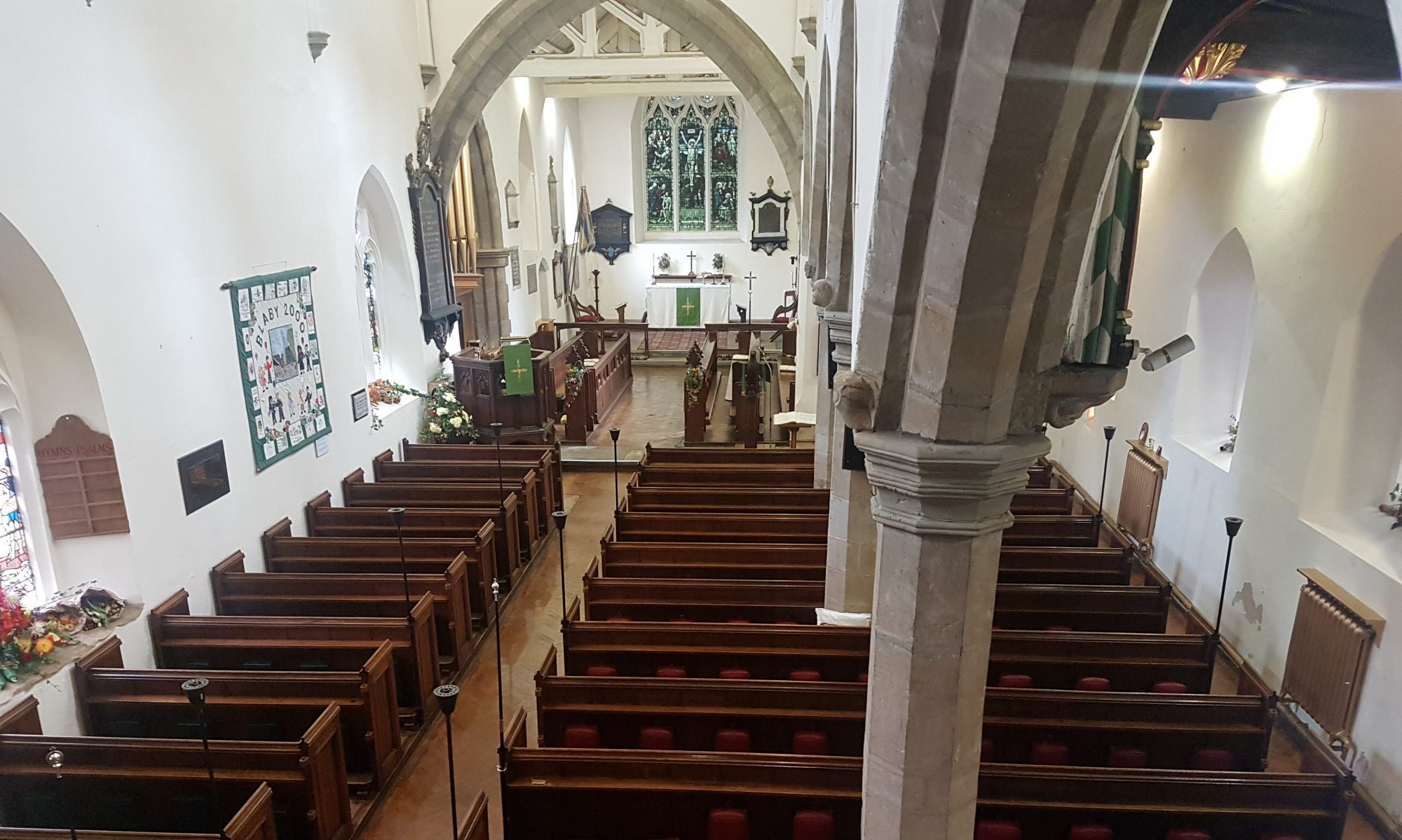 † All Saints Blaby C of E †